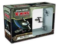 Star Wars X-Wing Miniatures - Most Wanted Expansion Pack (Star Wars) (GMC CRDS)
