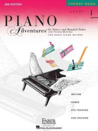 Piano Adventures : Theory Book: Level 1