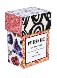 Pattern Box : 100 Postcards by 10 Contemporary Pattern Designers (CRDS/BKLT)