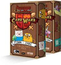 Adventure Time Card Wars Finn vs. Jake : Collector's Pack (GMC CRDS)