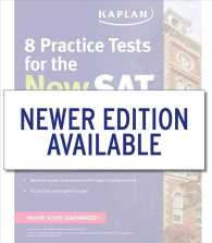 Kaplan 8 Practice Tests for the New SAT 2016 (CSM)
