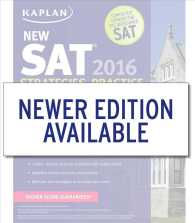 New SAT Strategies Practice & Review (Kaplan Test Prep) (PAP/PSC)