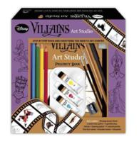 Disney Villains Art Studio (UNBND)