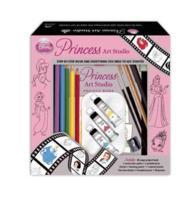 Disney Princess Art Studio (BOX PCK PE)