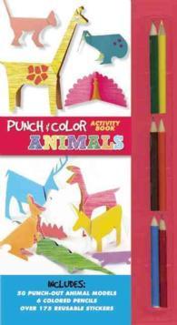 Animals (Punch & Color) (CLR NOV ST)