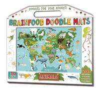 Animals (Brainfood Doodle Mats) (BOX STK UN)