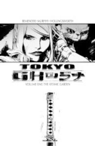 Tokyo Ghost 1 : Atomic Garden Kinokuniya Exclusive cover