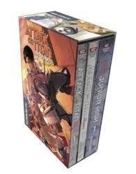 Attack on Titan (3-Volume Set) : The Spinoffs Collection <3 vols.> (3 vols.) (BOX)