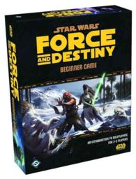 Star Wars Rpg - Force and Destiny Beginner Game (BRDGM)