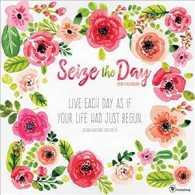 Seize the Day 2018 Calendar (WAL)