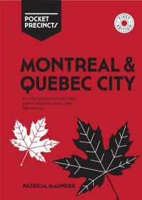 Pocket Precincts Montreal & Quebec City : A Pocket guide to the cities' best cultural hangouts, shops, bars and eateries (Pocket Precincts)