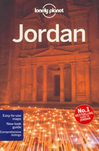 Lonely Planet Jordan (Lonely Planet Jordan) (8TH)