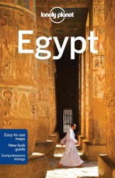 Lonely Planet Egypt (Lonely Planet Egypt) (11TH)