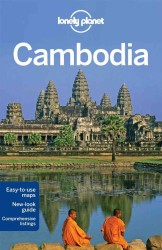 Lonely Planet Cambodia (Lonely Planet Cambodia) (8TH)