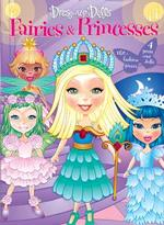 Dress Up Dolls Fairy &amp; Princess (PAP/TOY)