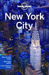 Lonely Planet New York City (Lonely Planet City Guides) (8 PAP/MAP)