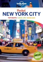Lonely Planet Pocket New York City (Lonely Planet Pocket New York City) (4 PAP/MAP)