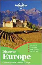 Lonely Planet Discover Europe (Lonely Planet Discover Europe) (2ND)
