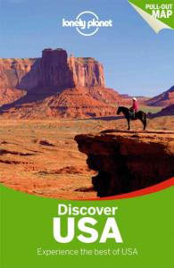 Lonely Planet Discover USA (Lonely Planet Discover) (2ND)