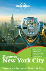 Lonely Planet Discover New York City (Lonely Planet Discover New York City) (2 PAP/MAP)