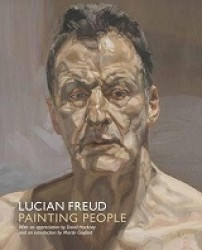 Lucian Freud Painting People