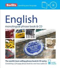 Berlitz English Phrase Book and Dictionary (Berlitz Phrase Book)