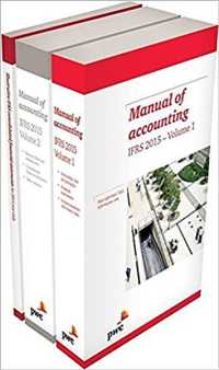 Manual of Accounting IFRS 2015 / Illustrated IFRS Consolidated Financial Statements for 2014 Year Ends (3-Volume Set) <3 vols.> (3 vols.)