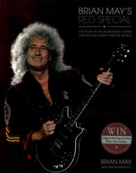 Brian May's Red Special -- Hardback
