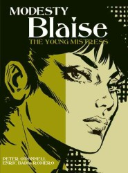 Modesty Blaise : The Young Mistress (Modesty Blaise (Graphic Novels))