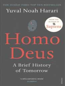 Homo Deus : A Brief History of Tomorrow -- Paperback / softback