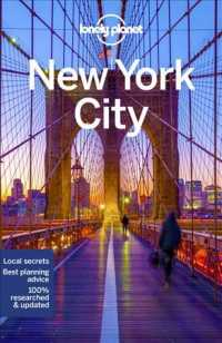 Lonely Planet New York City (Lonely Planet New York City) (11 FOL PAP)