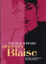 Modesty Blaise : The Black Pearl (Modesty Blaise (Graphic Novels))