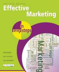 Effective Marketing (In Easy Steps)
