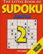 Little Book of Sudoku 2 -- Paperback