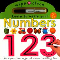 Wipe Clean - Numbers -- Hardback