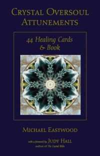 Crystal Oversoul Attunements : 44 Healing Cards &amp; Book (PAP/CRDS)