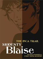 Modesty Blaise : The Inca Trail (Modesty Blaise (Graphic Novels))