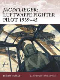 Jagdflieger : Luftwaffe Fighter Pilot 1939-45 (Warrior)