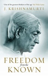 Freedom from the Known -- Paperback