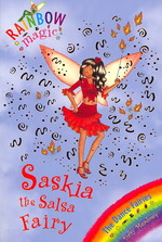 Saskia the Salsa Fairy (Rainbow Magic) -- Paperback