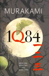 1Q84 (Volumes 1 - 3)-- Hardcover (Export)