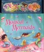 Magical Mermaids (Magnetic Story and Play Scene) -- Hardback