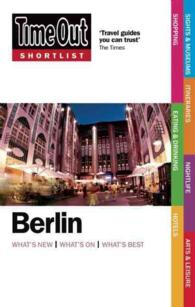 Time Out Shortlist Berlin (Time Out Shortlist Berlin)