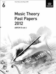 Music Theory Past Papers 2012 Grade 6