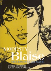 Modesty Blaise : Million Dollar Game (Modesty Blaise (Graphic Novels))