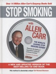 Stop Smoking with Allen Carr : A New and Updated Version of the Best-selling Cd and Book -- Mixed media product