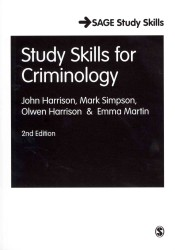 Study Skills for Criminology (Sage Study Skills) (2ND)