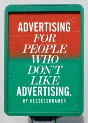 Advertising for People Who Don&#039;t Like Advertising