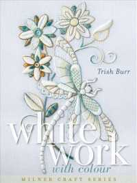 Whitework with colour (Milner Craft)