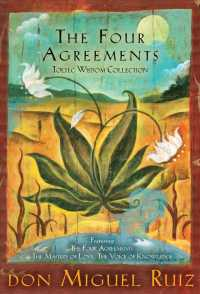 The Four Agreements Toltec Wisdom Collection (3-Volume Set) (BOX)